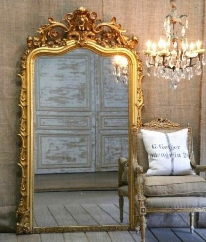 Grote spiegels