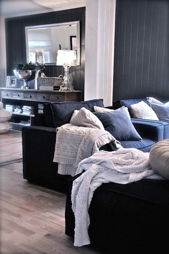 interieur zwart