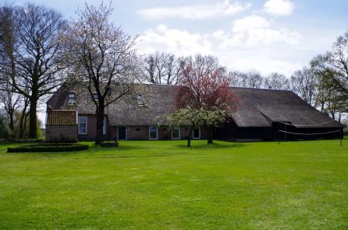 Landelijke woonboerderij