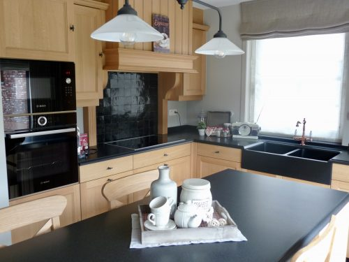 Keuken Vlaamse stijl