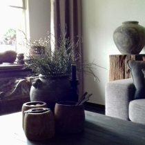 Interieur landelijke stijl