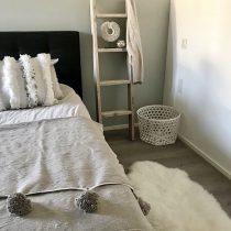 Slaapkamer landelijk bohemian