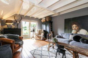 Interieur woonboerderij landelijke stijl