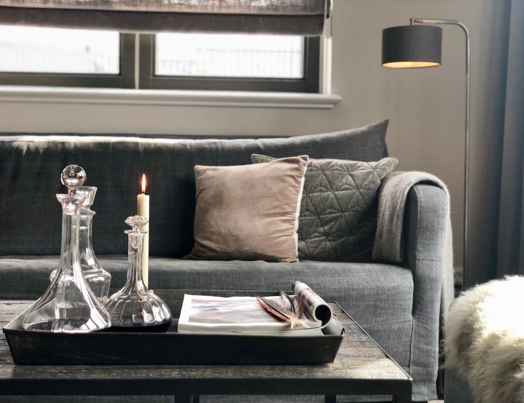 Stylen op De Wemelaer deel 1: de salontafel 3x anders!
