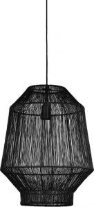 Light & Living Hanglamp VITORA mat zwart bol.com