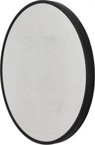 Ronde zwarte spiegel bol.com