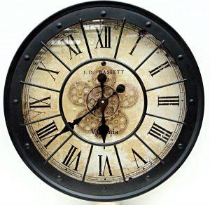 Grote landelijke klok bol.com
