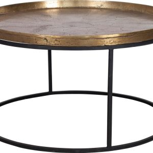 Lifestyle Home Collection - Northland Salontafel S - Brass